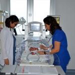 Elbistan'da 2. basamak yeni doğan yoğun bakım ünitesi açıldı
