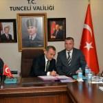 FKA'dan Tunceli projelerine destek