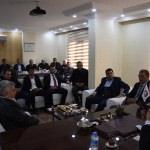 Nusaybin'de OSB toplantısı yapıldı