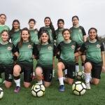 Aydın'da Genç Kızlar Futbol İl Birinciliği Müsabakası
