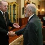 Erdoğan, Karamollaoğlu ile görüştü! İlk açıklama