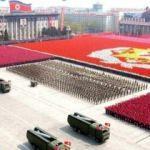 Kuzey Kore'den Olimpiyat öncesi gövde gösterisi
