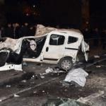 Maltepe'de trafik kazası: 1 ölü, 2 ağır yaralı