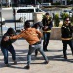 Marmaris'te gasp ve yağma yapan 3 kişi tutuklandı