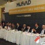 MÜSİAD'dan 5 yeni temsilcilik ataması