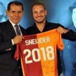 Ndiaye'den sonra bir skandal daha! Sneijder...