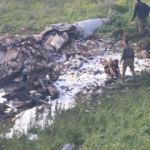 Düşen uçakla ilgili İsrail'den kritik itiraf!