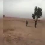 YPG'li terörist masum çocuğu böyle taradı