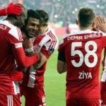 Zirveye Sivasspor ayarı!