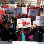 Afrin'deki Mehmetçik'e öğrencilerden moral mektubu