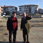 Başkan Albayrak, Saray'da incelemelerde bulundu