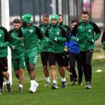 Bursaspor, Yeni Malatyaspor maçının hazırlıklarına başladı