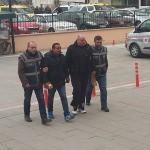 Çalıntı malzeme satın alan Bulgar, Kapıkule'de yakalandı