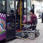 Doğubayazıt Belediyesi toplu ulaşımda engelleri kaldırdı