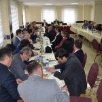 Çankırı Valisi Aktaş Şabanözü'nü ziyaret etti