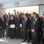 Bafra'da girişimci adaylarına sertifikaları verildi