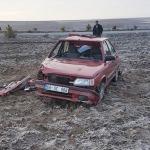 Yozgat'ta iki ayrı trafik kazasında 4 kişi yaralandı