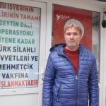 Gelirini operasyon bitene kadar Mehmetçik'e bağışladı