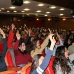 YKS'ye girecek öğrencilere vizyonel eğitim