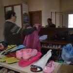 Keşan'da ihtiyaç sahiplerine yardım