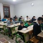 Kur'an kursu öğrencilerinden Zeytin Dalı Harekatı'na destek