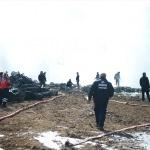 Eskişehir'de plastik fabrikasında yangın