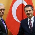 Bakan Canikli-Mattis görüşmesi sona erdi