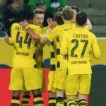 Borussia Dortmund Marco Reus'le güldü