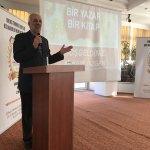 """İzmir'de """"Bir kitap bir yazar"""" etkinliği"""