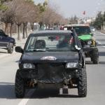 Zeytin Dalı Harekatı'na off-road tutkunlarından destek