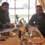 Emanuel Eboue İstanbul'a geldi