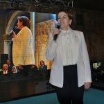 İYİ Parti Genel Başkanı Akşener İzmir'de