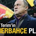 Fatih Terim'in Fenerbahçe planı!