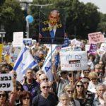 İsrail'de Netanyahu karşıtı protestolar çoğaldı