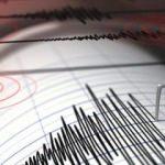 Manisa'da peş peşe deprem