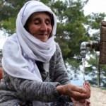 Nazife Nine'nin 40 yıllık su çilesi 3 günde bitti