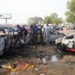Nijerya'da bombalı saldırı: Çok sayıda ölü var