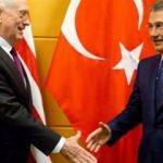 Pentagon'dan 'Türkiye' açıklaması