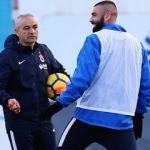 Burak, Çalımbay'la görüştü! Başakşehir maçında...