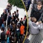 Vatandaşlar tekme tokat dövüp polise teslim etti