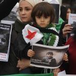 Suriyeli sığınmacılardan Doğu Guta'ya yardım  çağrısı