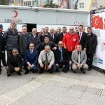 Zeytin Dalı Harekatı'na kan bağışı ile destek