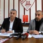 """Elazığspor'dan """"futbol okulu"""" projesi"""