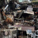 Osmaniye'deki yangın