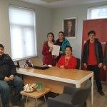 Öğrenciler harçlıklarını Mehmetçik Vakfına gönderdi