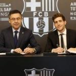 Sergi Roberto imzayı attı! 500 milyon euro...