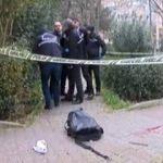Ataköy'de silahlı saldırı! Spor yaparken vurdular