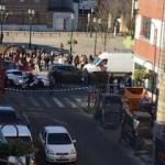 Belçika'da silahlı saldırgan paniği!