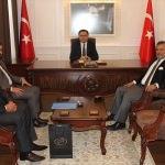 MİDDER'den Çankaya Kaymakamı Çakır'a ziyaret
