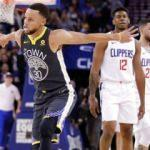 Curry coştu, Warriors evinde kazandı!